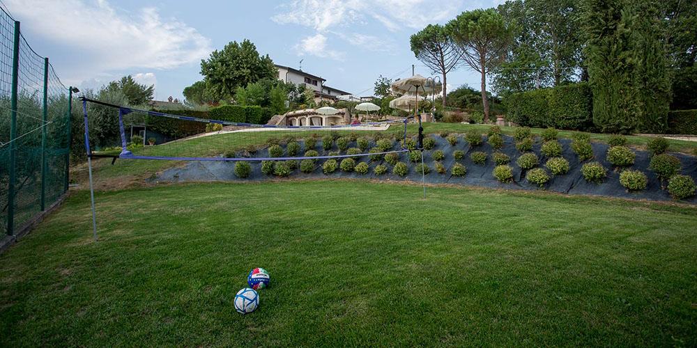 Casa vacanze l 39 usignolo umbertide perugia umbria - Campi da pallavolo gratis stampabili ...
